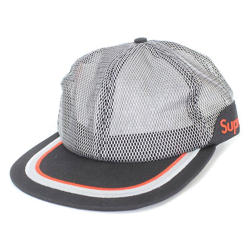 c5c7c09173b  17SS   Metallic Mesh Competition 6-Panel Hat  a metallic mesh cap