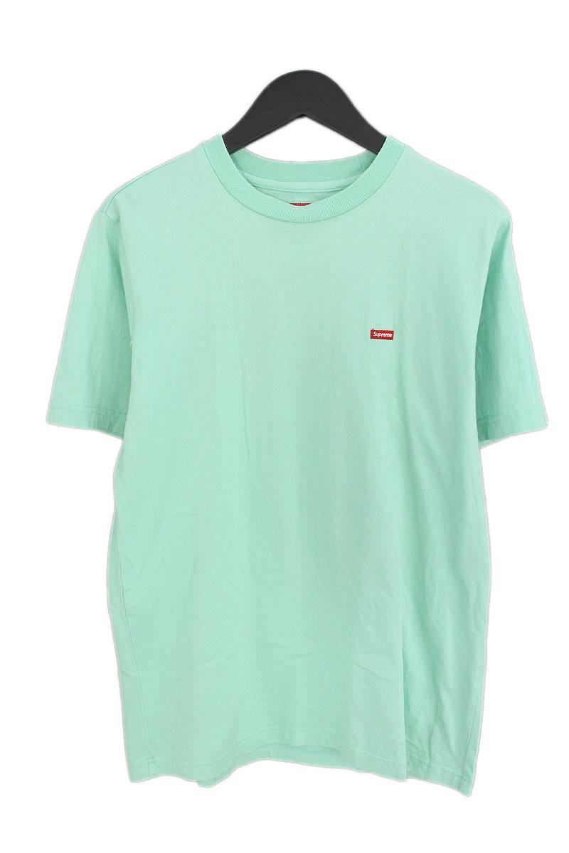 シュプリーム/SUPREME 【16SS】【Small Box Tee】スモールボックスTシャツ(S/ライトグリーン)【FK04】【メンズ】【503081】【中古】【P】bb76#rinkan*B