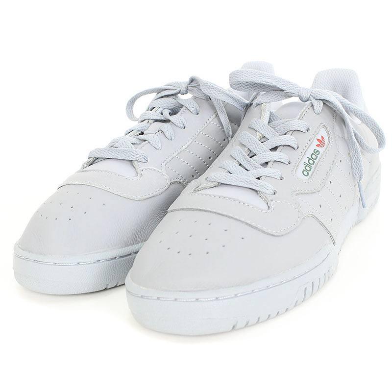 (アディダス) US9 17A/ W YEEZY POWERPHASE (CG6422) 【あす楽☆対応可】 adidas 【中古】 【美品】 (27cm) 【K1903】 グレー