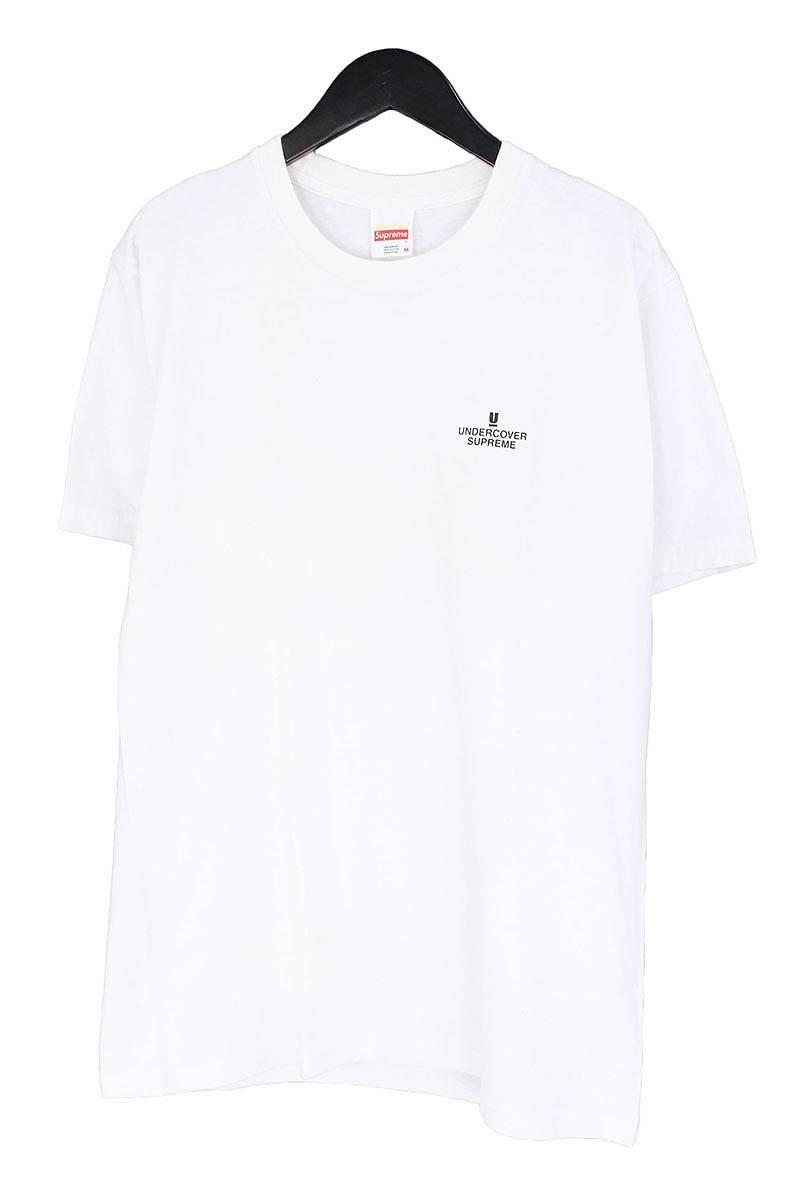 シュプリーム/SUPREME ×アンダーカバー/UNDERCOVER 【15SS】【Anarchy Tee】アナーキーTシャツ(M/ホワイト)【HJ12】【メンズ】【016081】【中古】bb143#rinkan*B