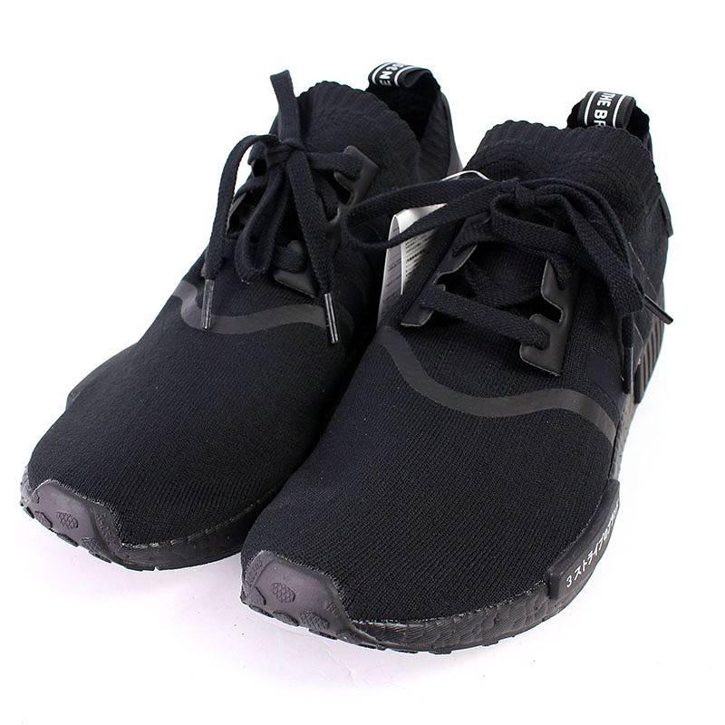 アディダス/adidas 【NMD_R1 PK】【BZ0220】トリプルブラックスニーカー(29cm/ブラック)【BS99】【メンズ】【小物】【804081】【中古】【P】bb51#rinkan*S