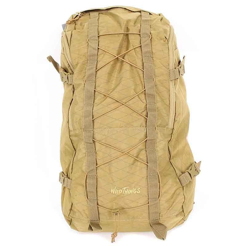 ホーボー/Hobo 【HB-BG2555 X-PAC Nylon Backpack】バックパック(25l/カーキ)【BS99】【小物】【105081】【中古】bb92#rinkan*S