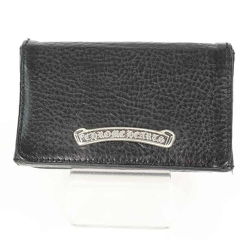 buy online f2973 43f36 クロムハーツ Chrome 通販 Hearts CARD CASE 【現金特価】 1PKE WIDE ...
