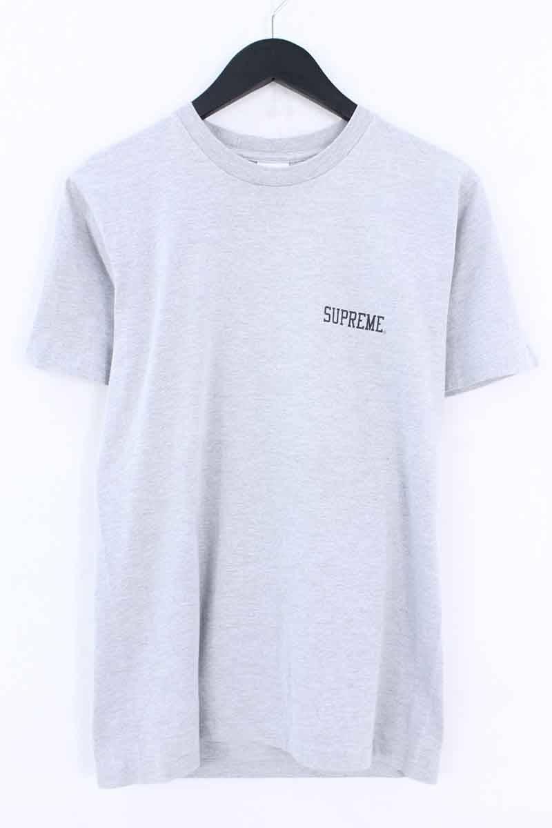 シュプリーム/SUPREME 【15AW】【 E.T. Tee】イーティープリントTシャツ(S/グレー)【HJ12】【メンズ】【016081】【中古】bb127#rinkan*A