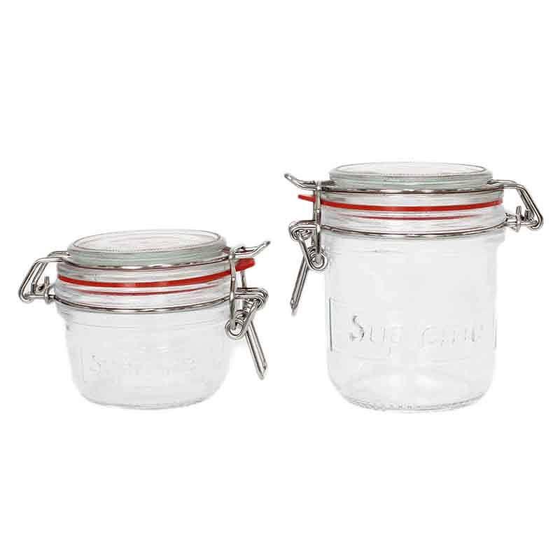 シュプリーム/SUPREME 【18SS】【Jar Set】ビンジャーセット(シルバー×クリア)【SB01】【小物】【615081】【中古】bb154#rinkan*S