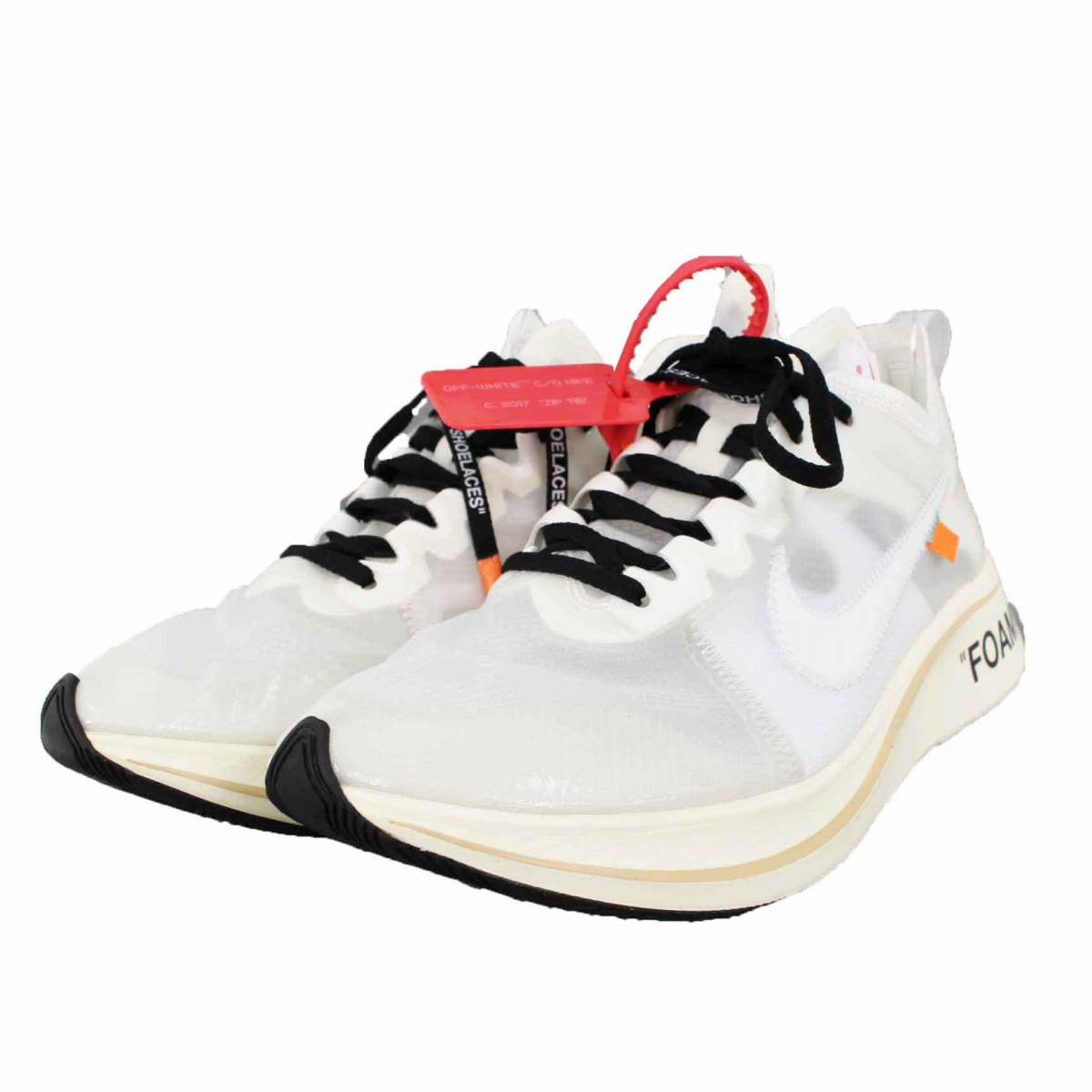 Off Fly 27 Sneakers 5cm White Nike X Rinkan Zoom wEx0BXqP4