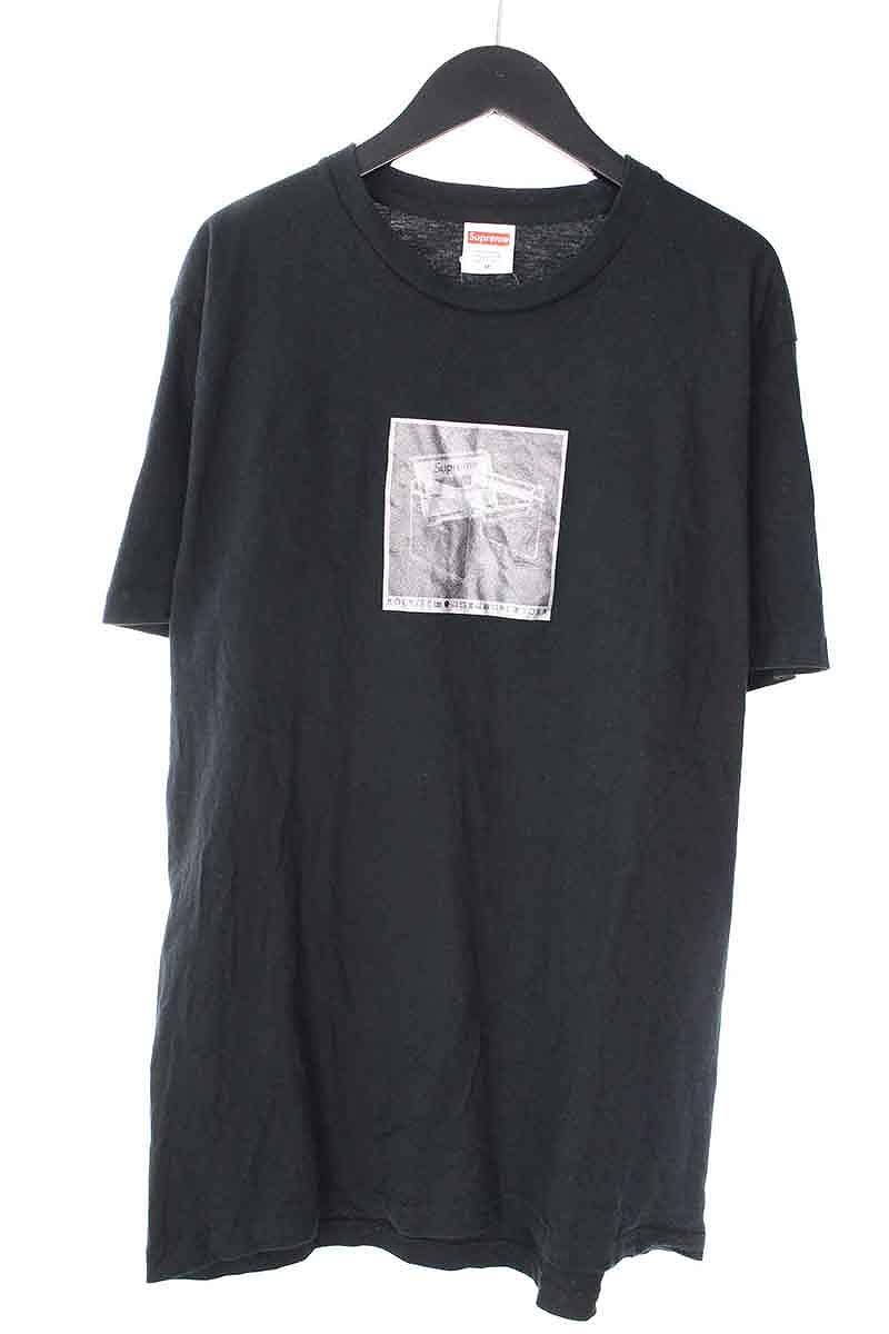 シュプリーム/SUPREME 【18SS】【Chair Tee】チェアープリントTシャツ(M/ブラック)【SB01】【メンズ】【925081】【中古】bb226#rinkan*B