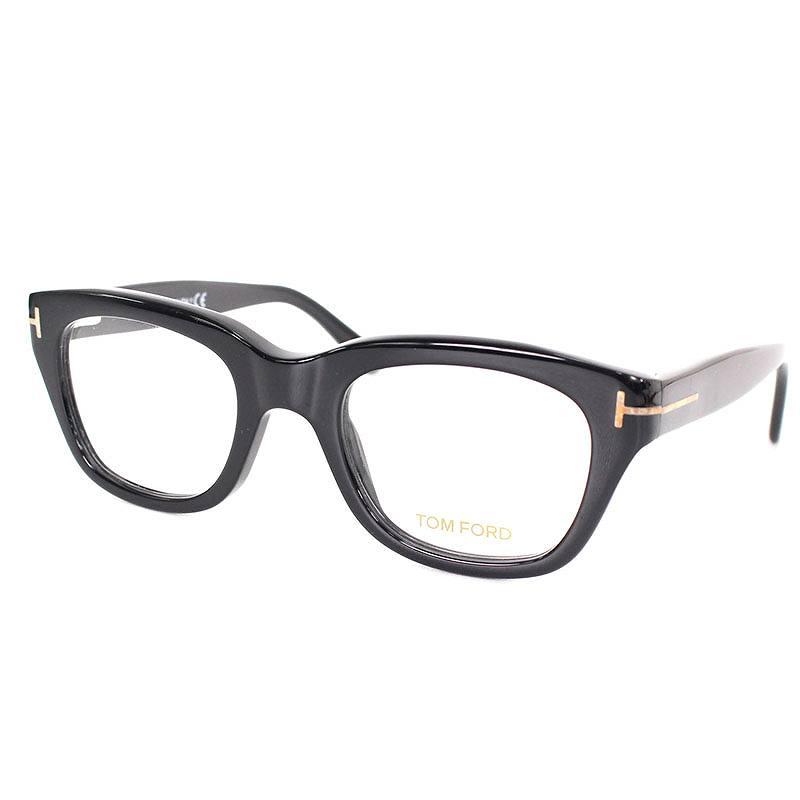 トムフォード/TOMFORD 【TF5178】黒縁ウェリントンサングラス眼鏡(ブラック)【SB01】【小物】【506081】【中古】bb51#rinkan*A