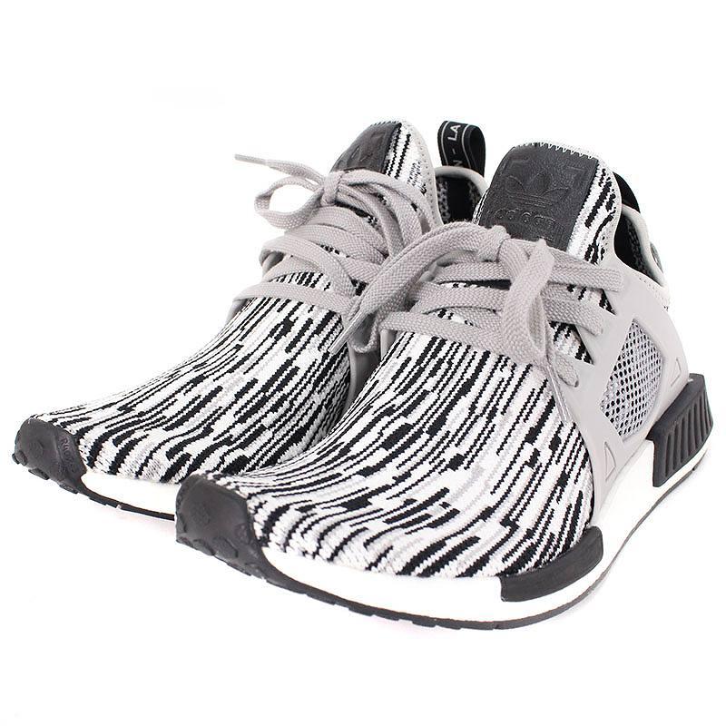 アディダス/adidas 【NMD_XR1 PK】【BY1910】エヌエムディースニーカー(26.5cm/ホワイト×ブラック×グレー)【SB01】【メンズ】【小物】【506081】【中古】bb51#rinkan*A