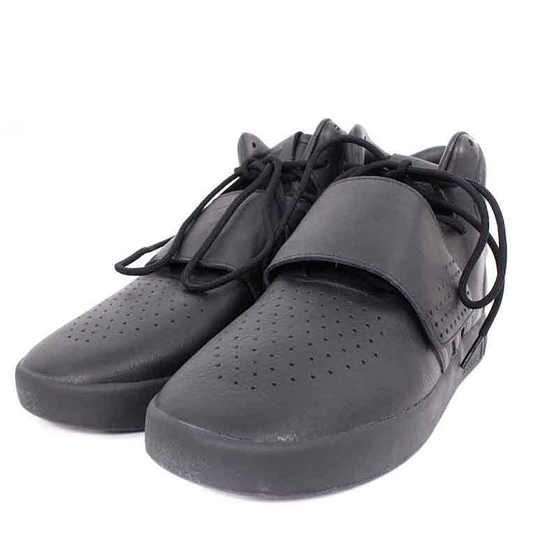 アディダス/adidas 【TUBULAR INVADER STRAP】【BW0871】チューブラーインベーダースニーカー(27cm/ブラック)【SB01】【メンズ】【小物】【506081】【中古】bb51#rinkan*S