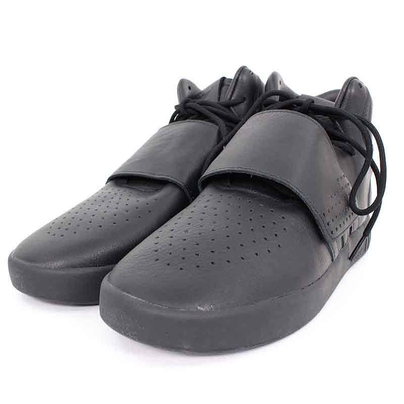 アディダス/adidas 【TUBULAR INVADER STRAP】【BW0871】チューブラーインベーダースニーカー(28cm/ブラック)【SB01】【メンズ】【小物】【506081】【中古】bb51#rinkan*S
