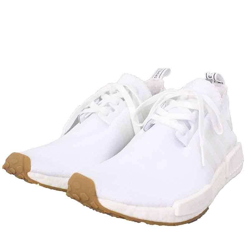 アディダス/adidas 【NMD_R1 PK】【BY1888】エヌエムディースニーカー(26cm/ホワイト)【OM10】【メンズ】【小物】【506081】【中古】bb51#rinkan*S