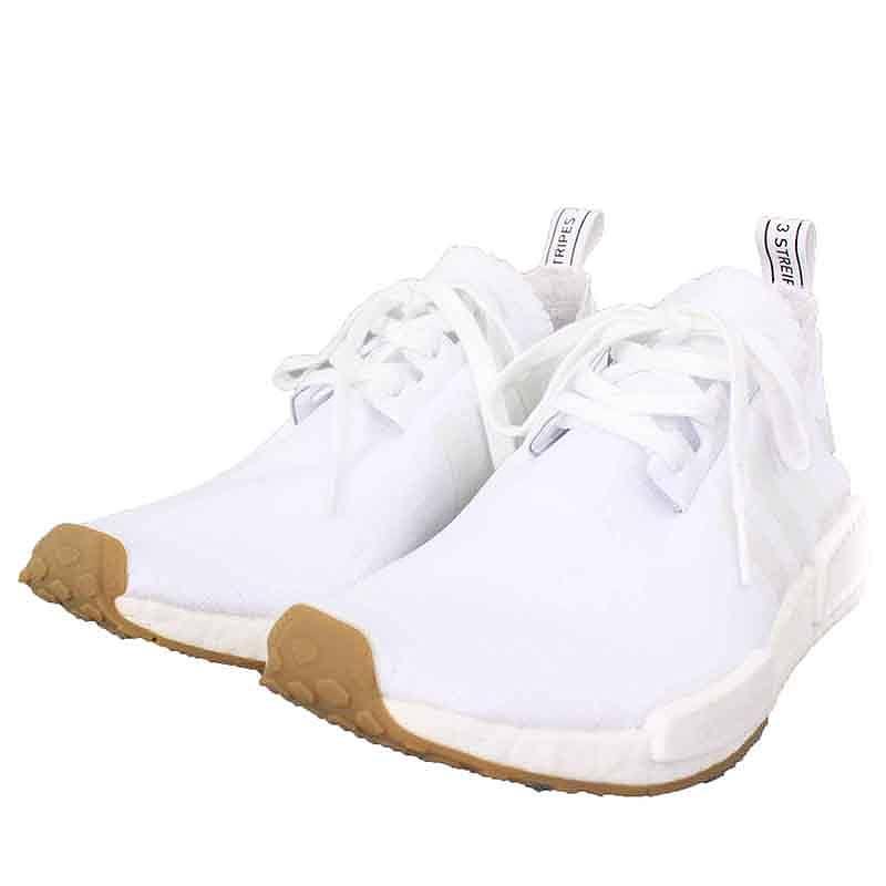 アディダス/adidas 【NMD_R1 PK】【BY1888】エヌエムディースニーカー(27cm/ホワイト)【OM10】【メンズ】【小物】【506081】【中古】bb51#rinkan*S