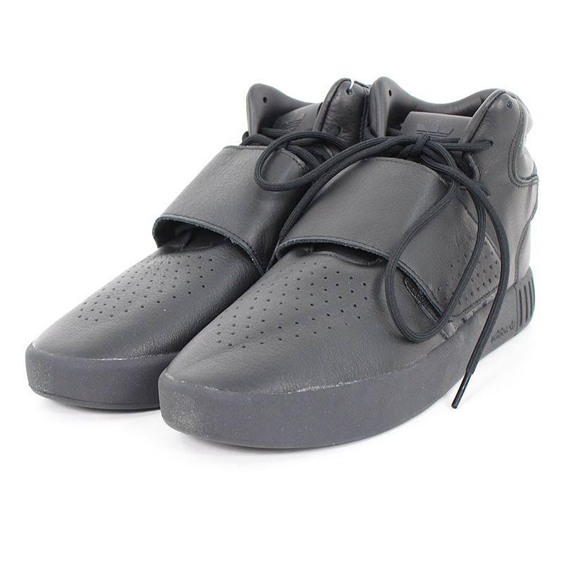 アディダス/adidas 【TUBULAR INVADER STRAP】【BW0871】チューブラーインベーダースニーカー(26cm/ブラック)【BS99】【メンズ】【小物】【506081】【中古】bb51#rinkan*S