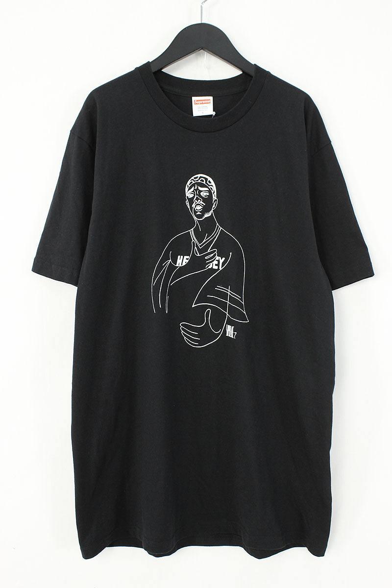 シュプリーム/SUPREME 【18SS】【Prodigy Tee】プロディジープリントTシャツ(L/ブラック)【OM10】【メンズ】【516081】【中古】bb205#rinkan*B