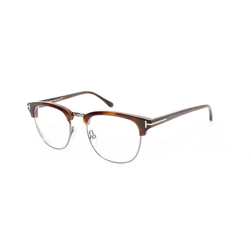 トムフォード/TOMFORD 【TF248 Henry】ハーフリム眼鏡(ブラウン)【BS99】【小物】【107081】【中古】【P】bb234#rinkan*A