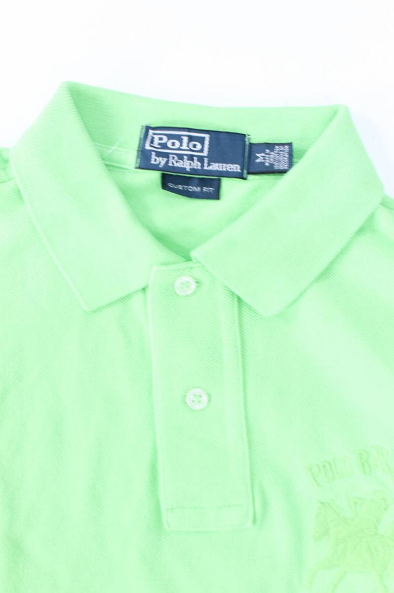 Green Lauren 634e3 Lime 04fc9 Ralph Closeout Polo Shirt nwk8OPXZ0N