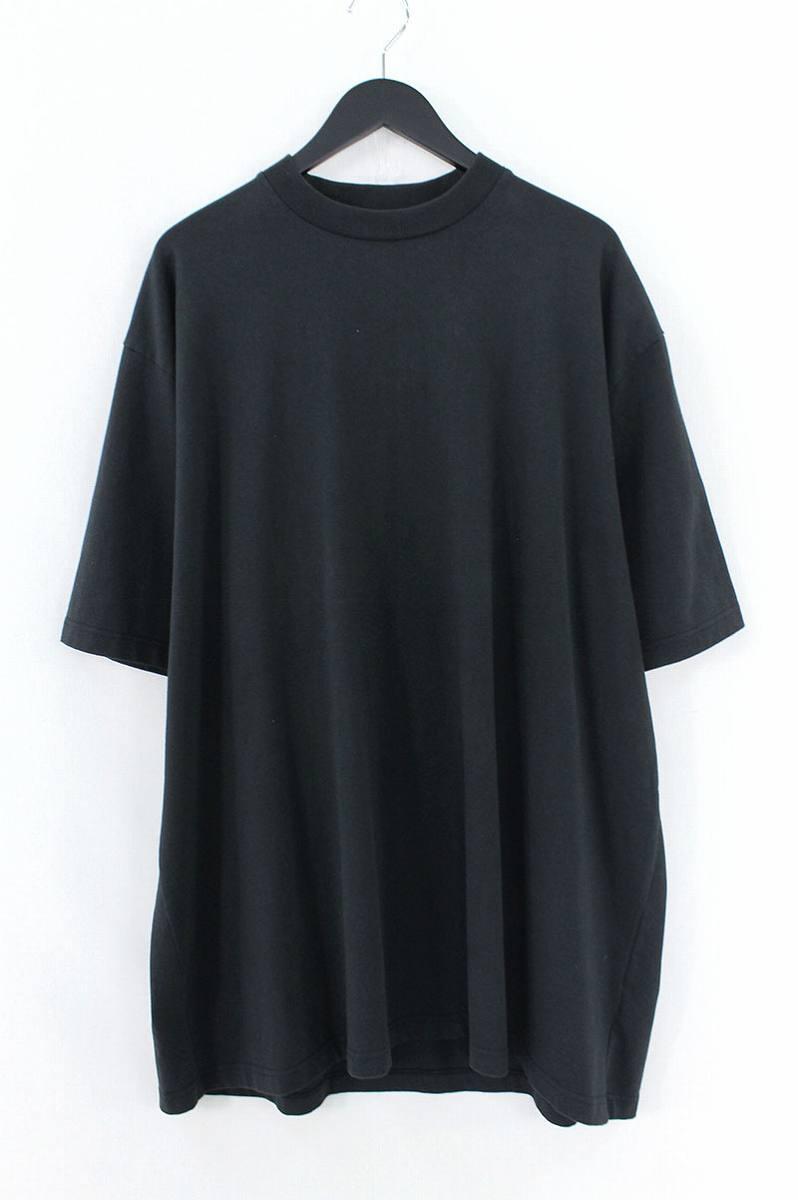 ヴェトモン/VETEMENTS 【16AW】【Snoop Dogg】バックスヌープドッグプリントオーバーサイズTシャツ(S/ブラック)【SJ02】【メンズ】【226081】【中古】bb154#rinkan*S