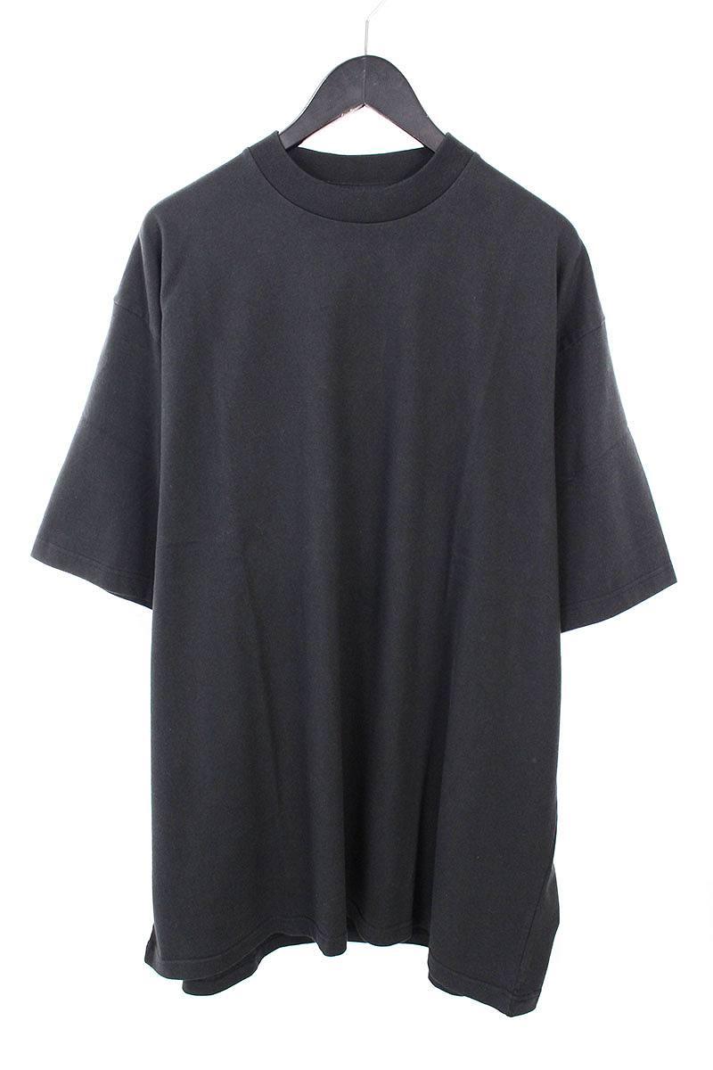 ヴェトモン/VETEMENTS 【16AW】【Snoop Dogg】バックスヌープドッグプリントオーバーサイズTシャツ(S/ブラック)【HJ12】【メンズ】【226081】【中古】bb154#rinkan*A