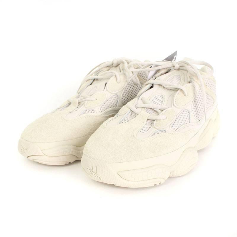 アディダス/adidas 【18SS】【YEEZY 500 DESERT RAT BLUSH DB2908】【DB2908】ローカットスニーカー(29cm/ライトグレー)【OM10】【メンズ】【小物】【326081】【中古】bb217#rinkan*S