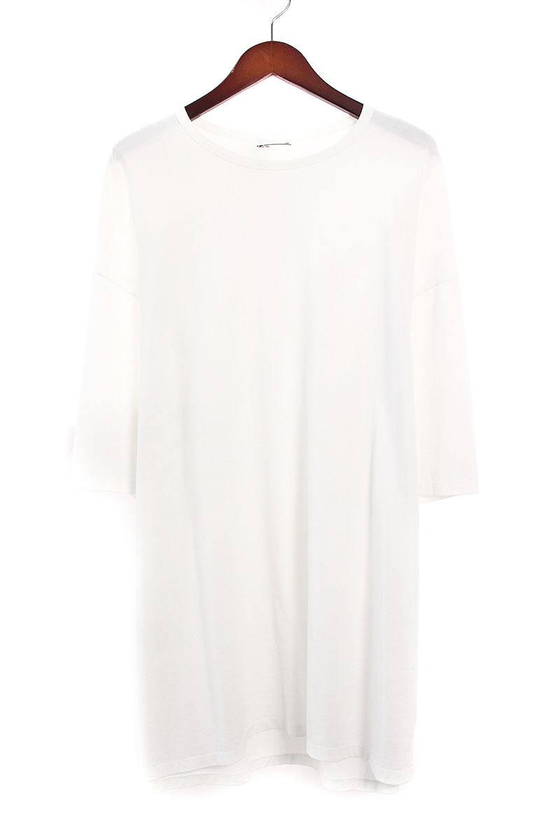 ラッドミュージシャン/LAD MUSICIAN 【17SS】【SUPER BIG T-SHIRT】オーバーシルエットビッグTシャツ(FREE/ホワイト)【BS99】【メンズ】【107081】【中古】bb229#rinkan*A