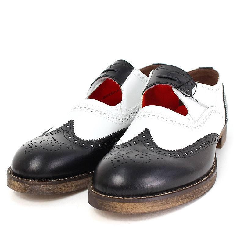 グラム/glamb 【GG16SM / AC01 Medallion Sandals】ストラップメダリオンシューズ(2/ホワイト×ブラック)【BS99】【メンズ】【小物】【407081】【中古】bb14#rinkan*A
