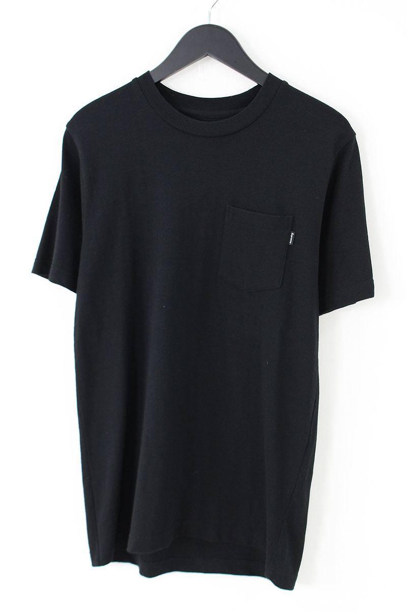 シュプリーム/SUPREME 【Pocket Tee】ポケット付きTシャツ(S/ブラック)【OM10】【メンズ】【726081】【中古】【準新入荷】bb143#rinkan*A