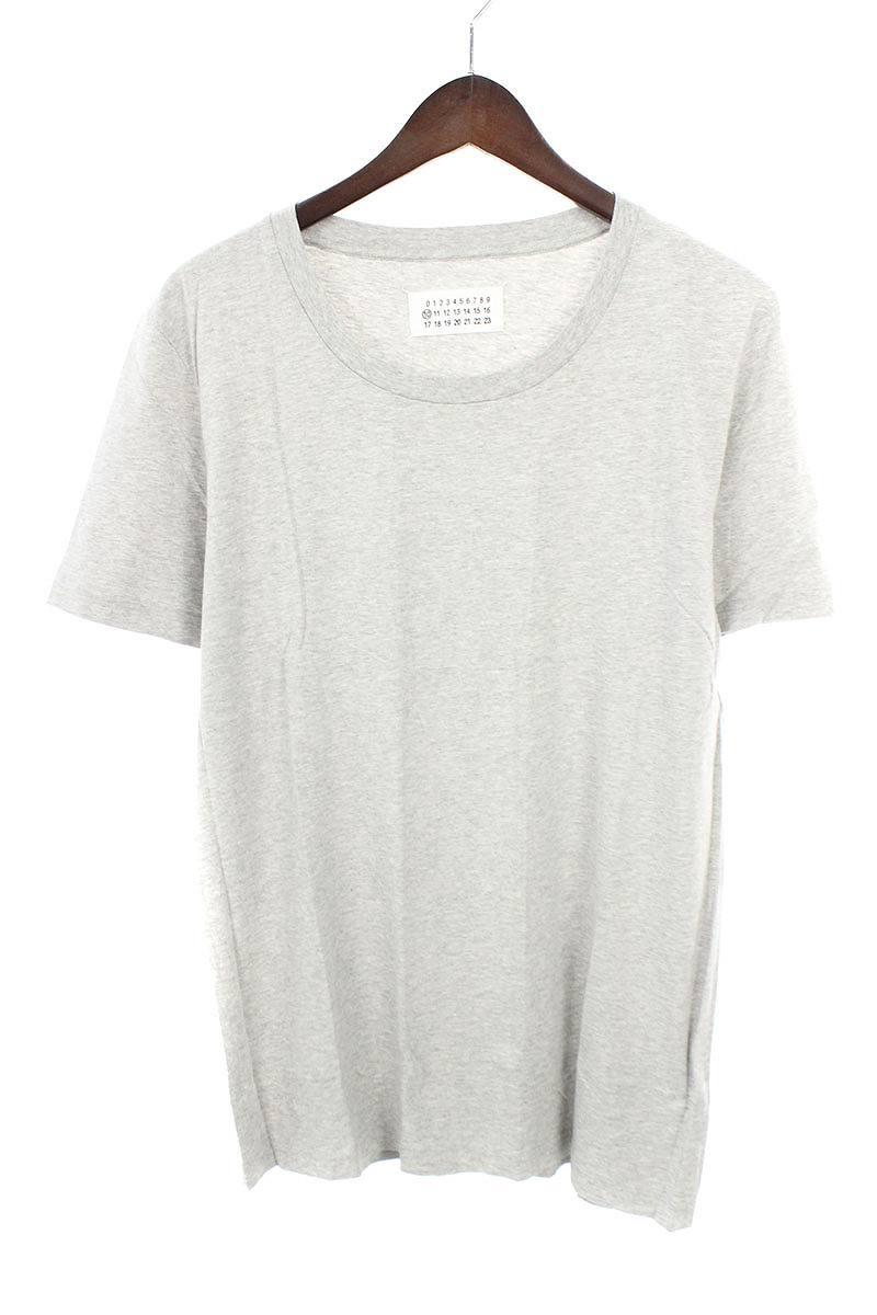 マルタンマルジェラ/Maison Martin Margiela 【16SS】クルーネックパックTシャツ(S/グレー)【BS99】【メンズ】【107081】【中古】bb82#rinkan*A