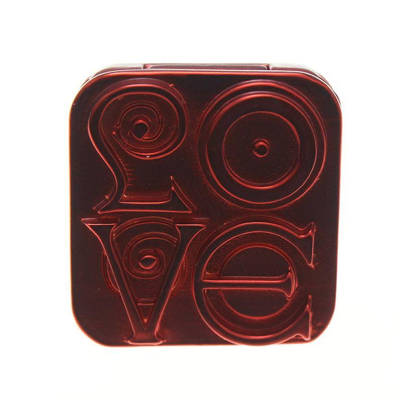 アンブッシュ/AMBUSH 【LOVE】ルージュリング(13.5号/レッド×ゴールド/61.77g)【BS99】【小物】【107081】【中古】bb15#rinkan*A