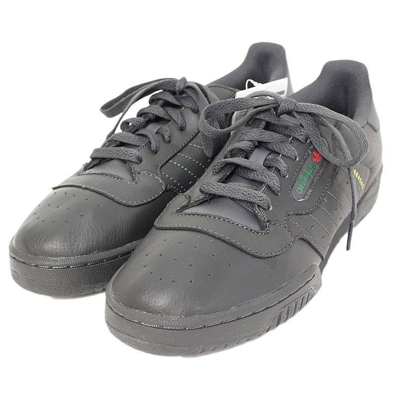 アディダス/adidas 【YEEZY POWER PHASE】【CG6420】ローカットスニーカー(24.5cm/ブラック)【HJ12】【レディース】【小物】【726081】【中古】【準新入荷】bb127#rinkan*S