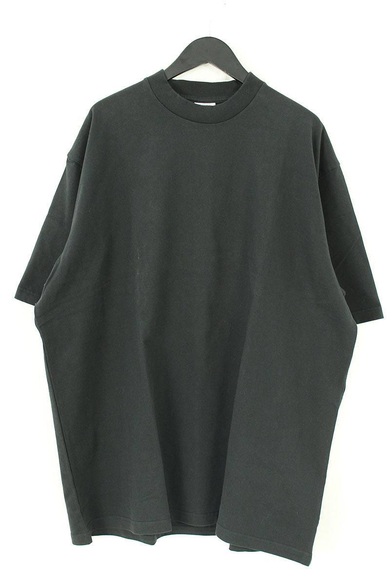 ヴェトモン/VETEMENTS 【16AW】【Snoop Dogg】バックスヌープドッグプリントオーバーサイズTシャツ(M/ブラック)【SB01】【メンズ】【128081】【中古】【P】bb154#rinkan*S