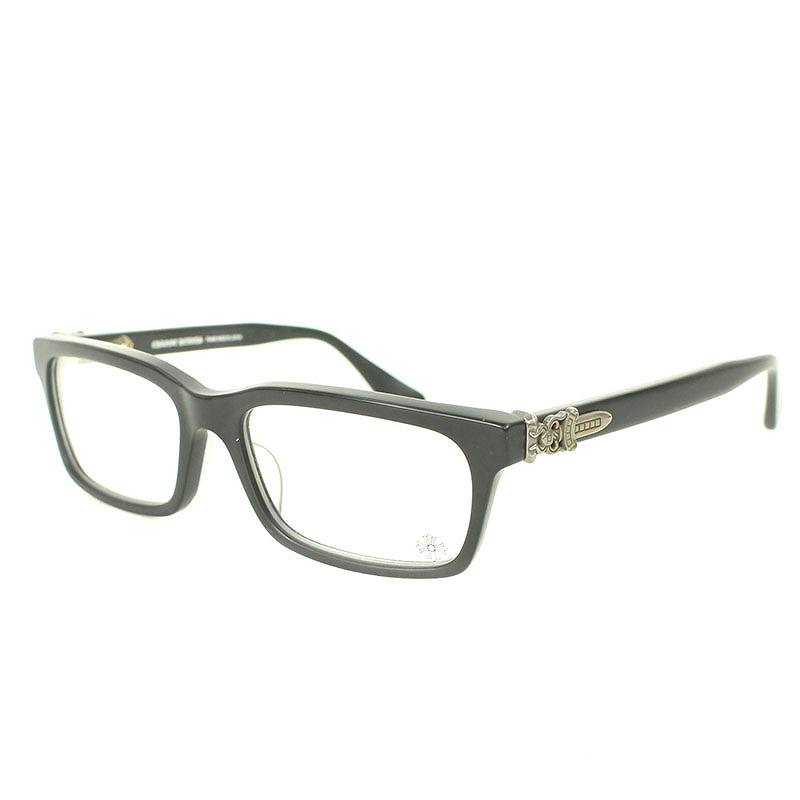 920cc57ccc8 Chromic Hertz  Chrome Hearts.  RUMPLEFORESKIN-A  dagger Temple Square model  glasses