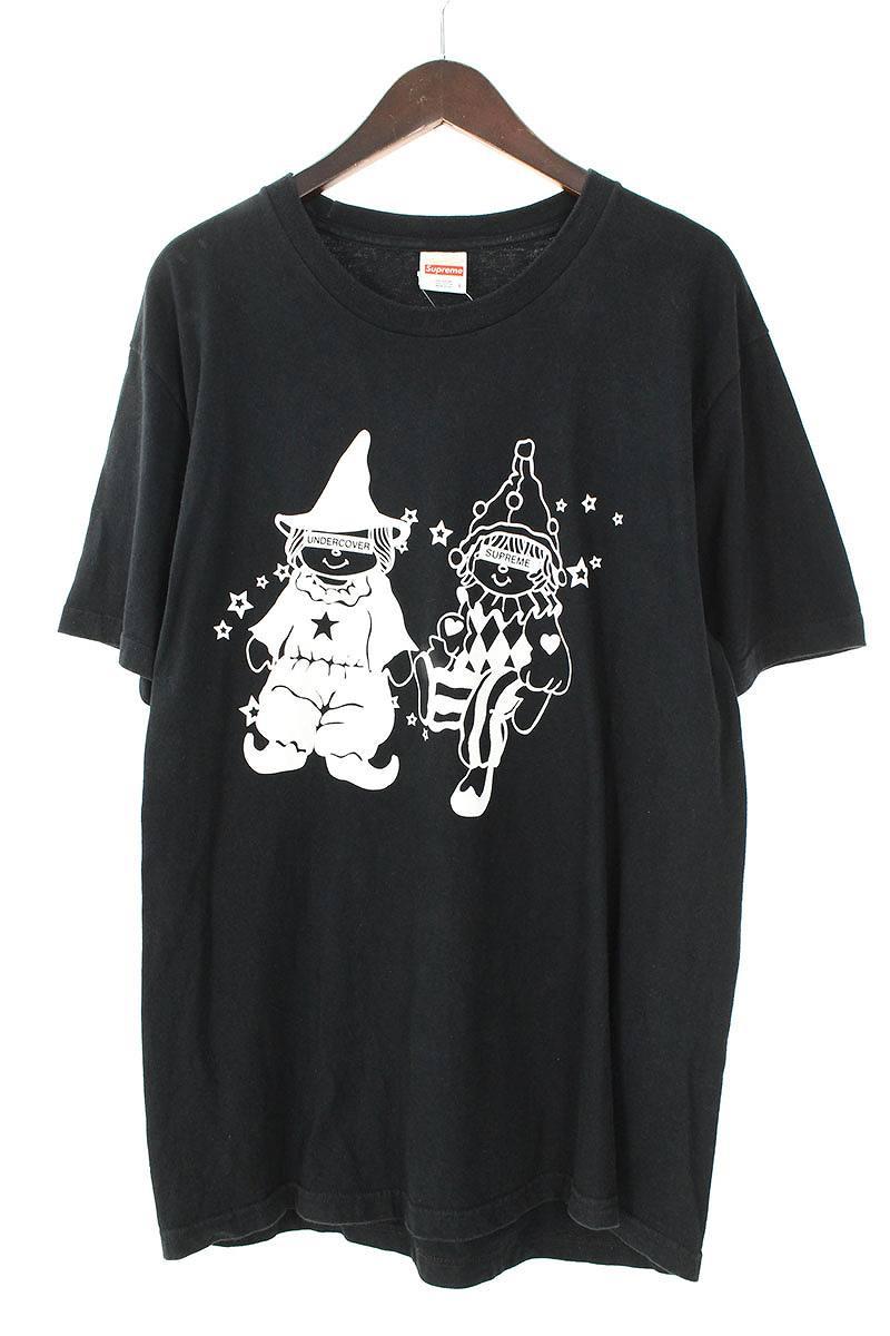 シュプリーム/SUPREME ×アンダーカバー/UNDERCOVER 【16AW】【Dolls Tee】ドールプリントTシャツ(L/ブラック)【OM10】【メンズ】【509081】【中古】【P】[5倍]bb99#rinkan*B