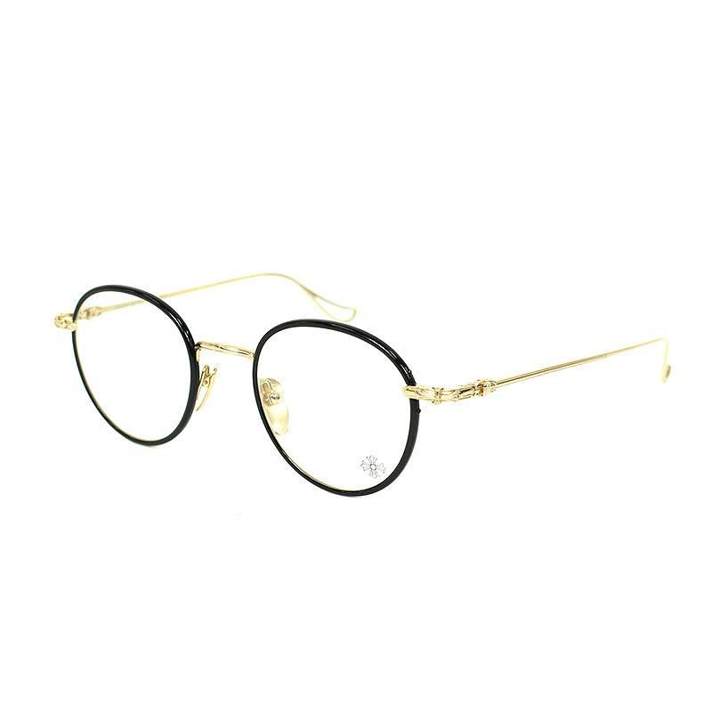 f58cb5f1d5b Chromic Hertz  Chrome Hearts.  SINNERGASM  シンナーガズム  cross temple Boston model  glasses