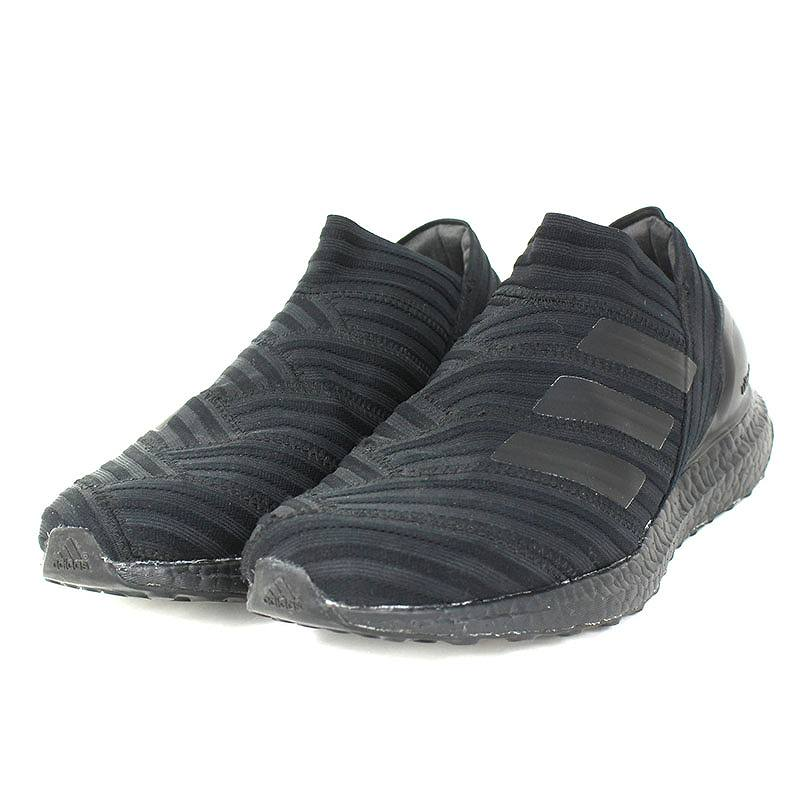 アディダス/adidas 【NEMEZIZ TANGO17+360AGILI CG3657】ネメシスタンゴアジリティウルトラブーストスニーカー(27cm/ブラック)【BS99】【メンズ】【小物】【101181】【中古】bb154#rinkan*B
