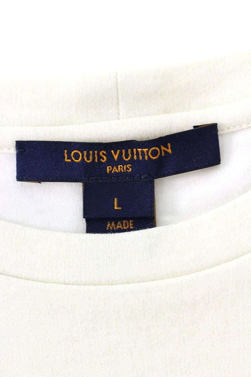 Rinkan Louis Vuitton Louisvuitton Thyme Trunk Print T Shirt L