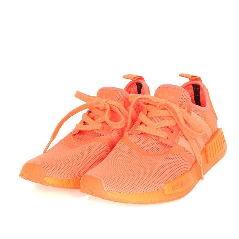 アディダス/adidas 【NMD_R1 SOLAR RED S31507】【S31507】ソーラーレッドメッシュスニーカー(25.5cm/レッド)【BS99】【メンズ】【小物】【101181】【中古】bb81#rinkan*B