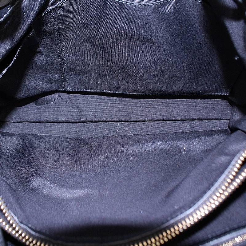 031034e1366b Handbag (black X gold) bb230 rinkan B with Christian Dior  Christian Dior  カナージュラムスキンチャーム