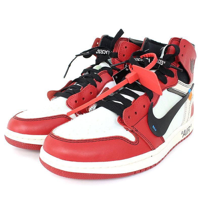 Generosidad Letrista Práctico  RINKAN: Nike /NIKE X off-white /OFF-WHITE Air Jordan 1 sneakers ...