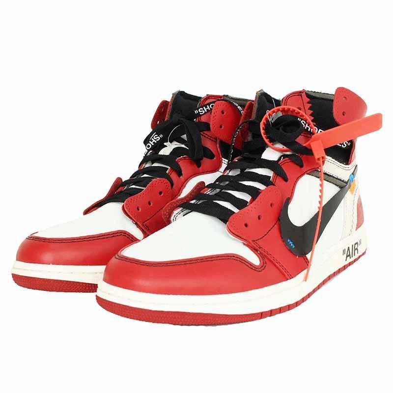 sports shoes e5c3a 2e410 X off-white  OFF-WHITE  NIKE OFFWHITE Air Jordan 1 AA3834-101  Air Jordan 1  sneakers