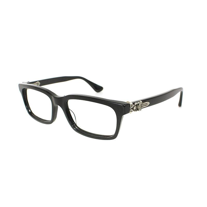 0bd97a24581 Chromic Hertz  Chrome Hearts.  RUMPLEFORESKIN  dagger Temple Square model  glasses