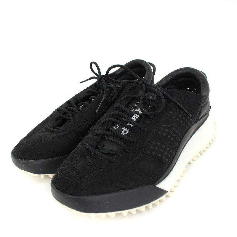 the latest 91824 8b722 X Alexander one ALEXANDER WANG 18SS AW HIKE LO AC6839 low-frequency  cut sneakers