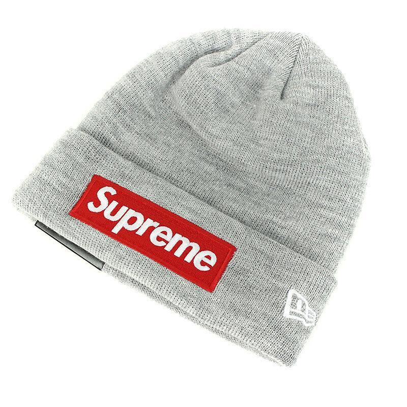 04b3fe8fea8 ニューエラ NewEra  18AW  New Era Box Logo Beanie ボックスロゴビーニーニット帽