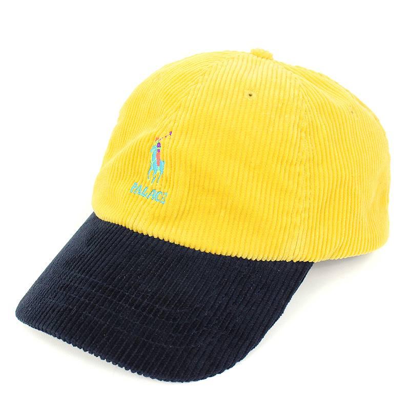 bd9c0d549f4ca X polo Ralph Lauren  Polo Ralph Lauren  18AW   CLASSIC POLO CAP CORDUROY   logo embroidery corduroy cap