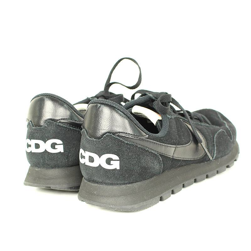 best sneakers 7d3a0 f3781 ブラックコムデギャルソン BLACKCOMMEdesGARCONS×ナイキ NIKE AIRPEGASUS917490-001 エアペガサスローカット