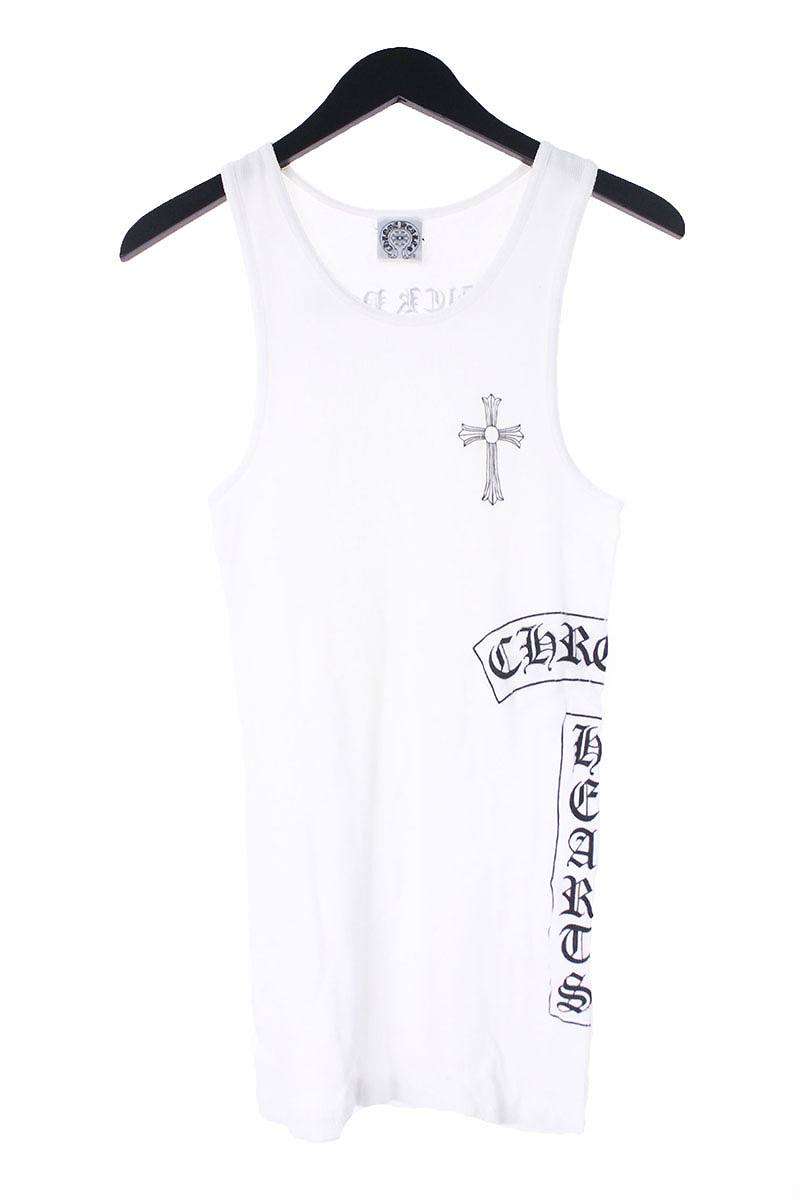 375ca5d14517e RINKAN  Chromic Hertz  Chrome Hearts CH cross FUCK YOU print rib ...