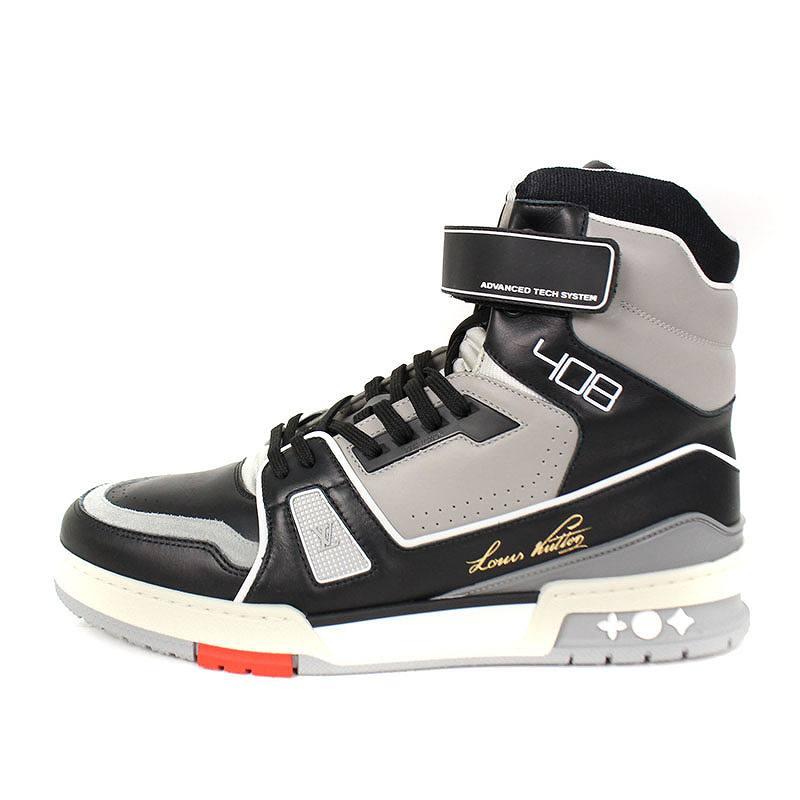 d5766970 Louis Vuitton /LOUISVUITTON belt design higher frequency elimination  sneakers (7/ black) [less]bb217#rinkan*S