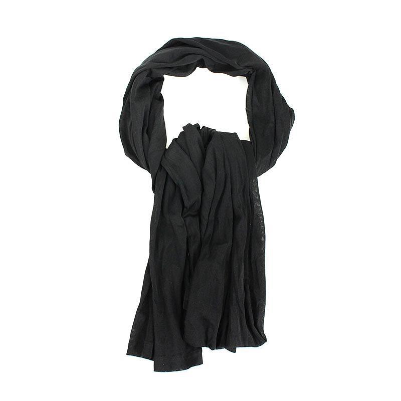 ディオールオム/Dior HOMME 【3EH7090192】シルクロングストール(ブラック)【BS99】【小物】【514091】【中古】bb15#rinkan*B