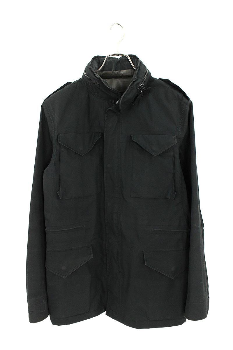 ビズビム/VISVIM ゴアテックス ジップアップジャケット(M/ブラック)【BS99】【メンズ】【904091】【中古】bb169#rinkan*C