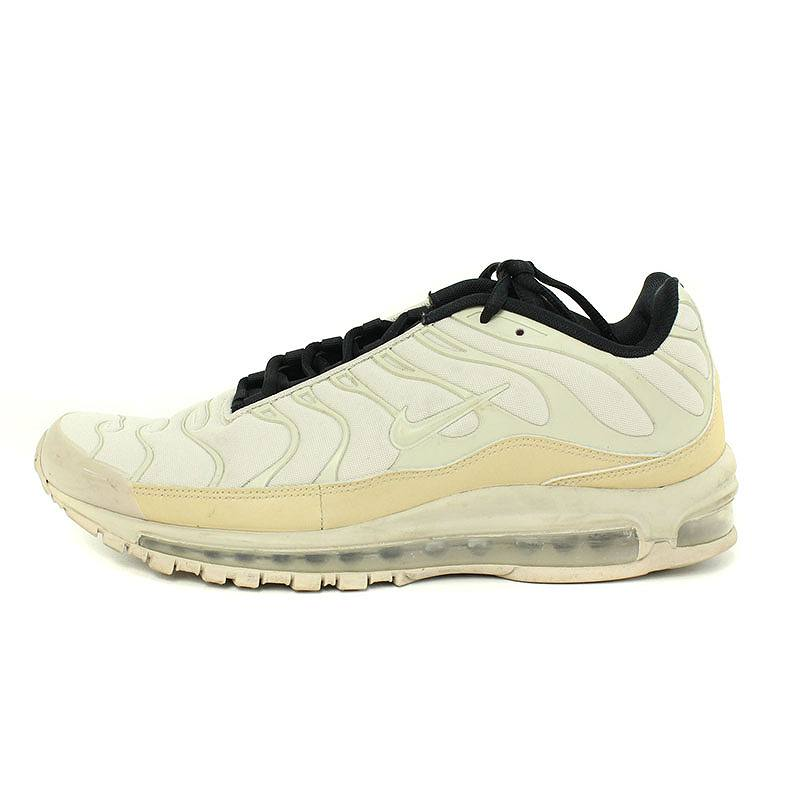new product 268a4 591e1 Nike /NIKE Air Max 97 plus sneakers (29cm/ off-white) [less]bb131#rinkan*C